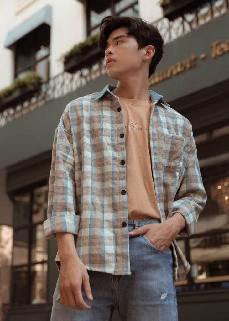 Caro Print Shirt – ST 2021