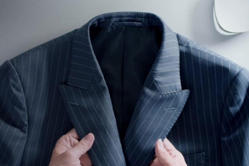 chọn áo Vest dựa vào ve áo
