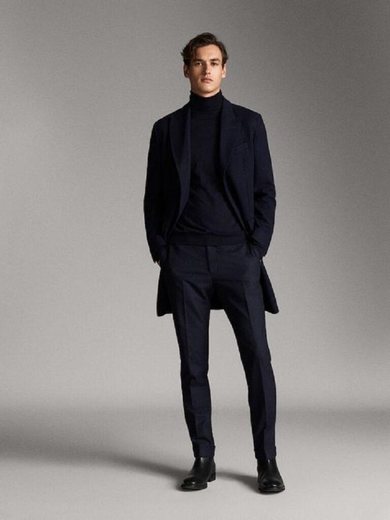 Combo 3 Items cùng màu: áo Vest, quần Tây và giày Tây