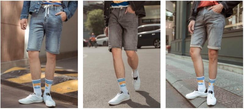 quần short nam tại Minh Thư Fashion