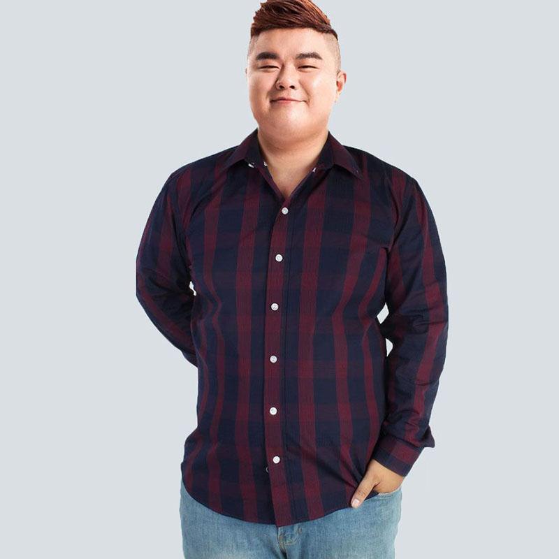 cách chọn áo sơ mi mỏng cho người béo