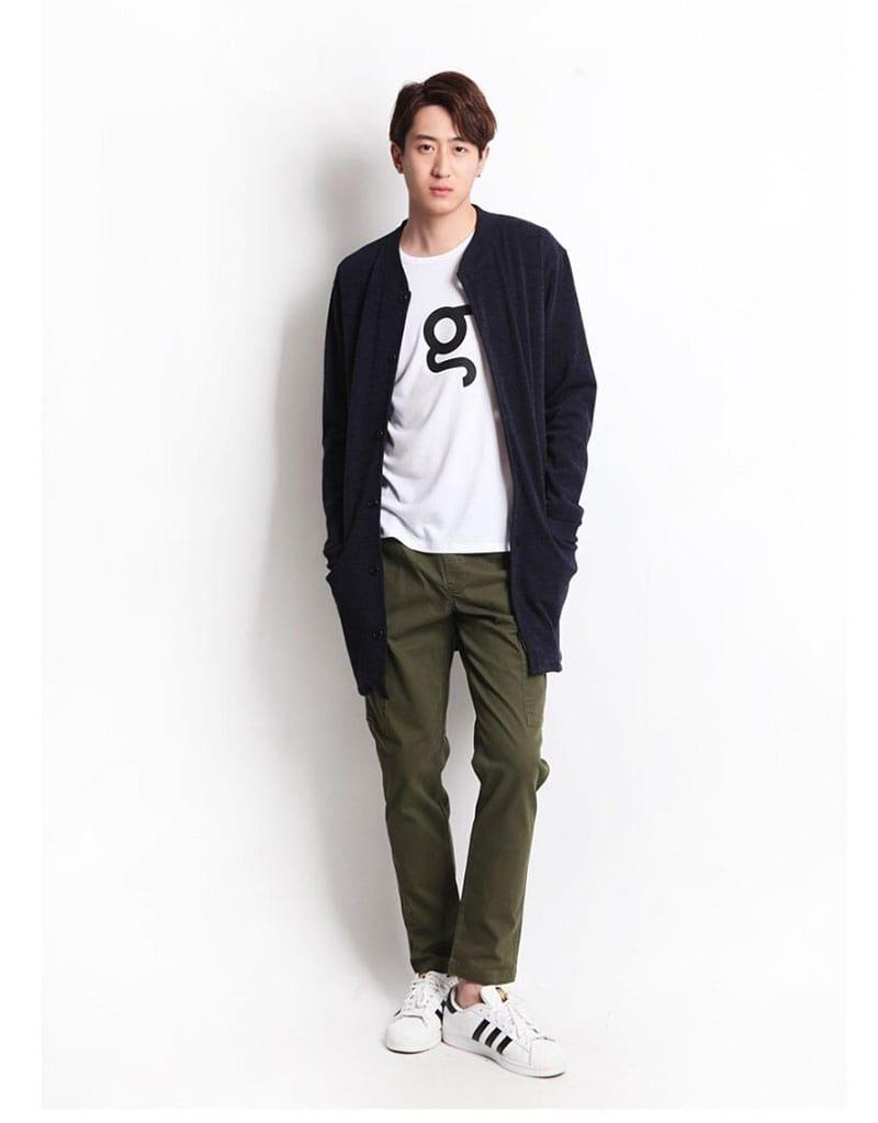 Phối quần jean và giày theo phong cách lãng mạn được nhiều nam giới lựa chọn