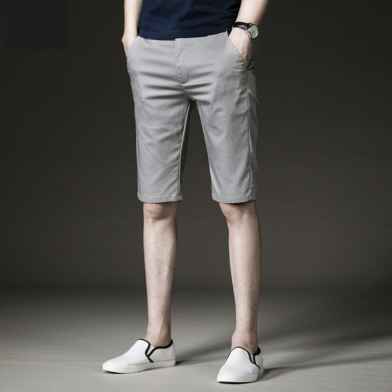 ưu điểm quần kaki nam ngắn